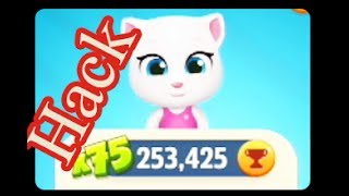 My My Talking Tom Gold Run  How to Hack To Get Unlimited Money, unlimited Score No Root - Offline