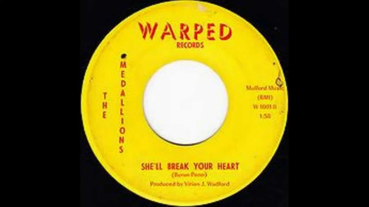 Download The Medallions - She'll Break Your Heart