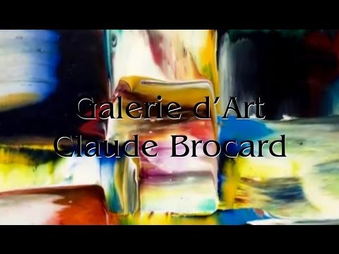 Évaluateur agréée Claude Brocard - Charles Carson, artiste peintre Canadien Grand Maître Beaux-Arts