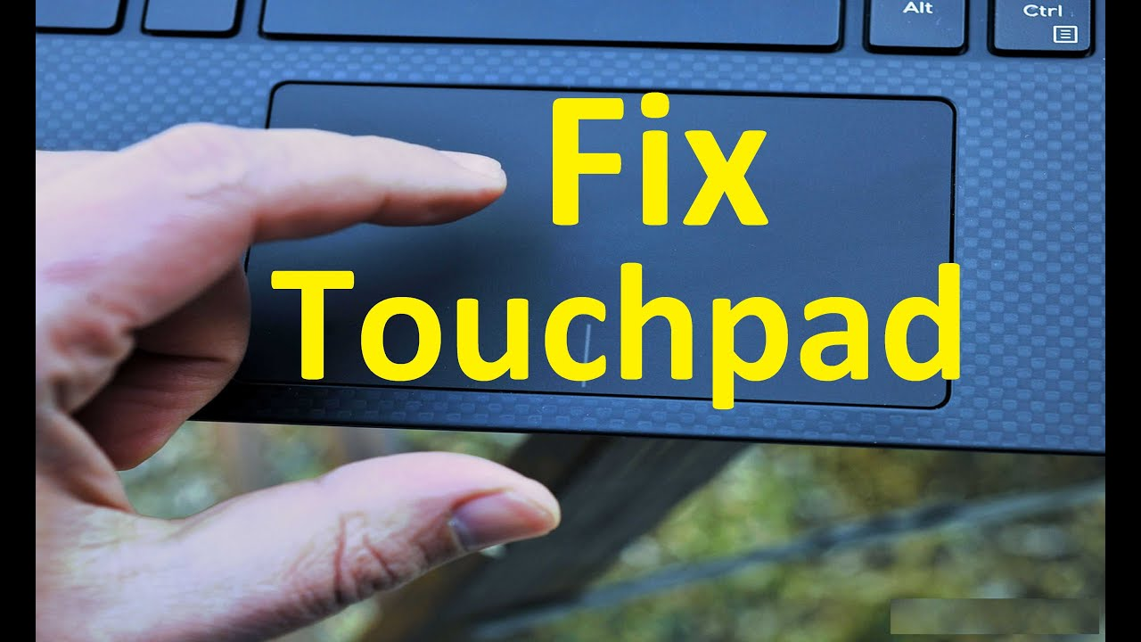 Touchpad not working windows 10, 8! Fix - Howtosolveit