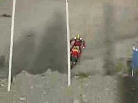 DAVE WATSON, MOTORCYCLE HILLCLIMBER