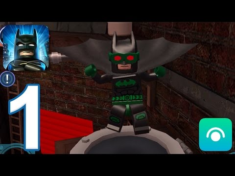 LEGO Batman: DC Super Heroes - Gameplay Walkthrough Part 1 (iOS, Android)