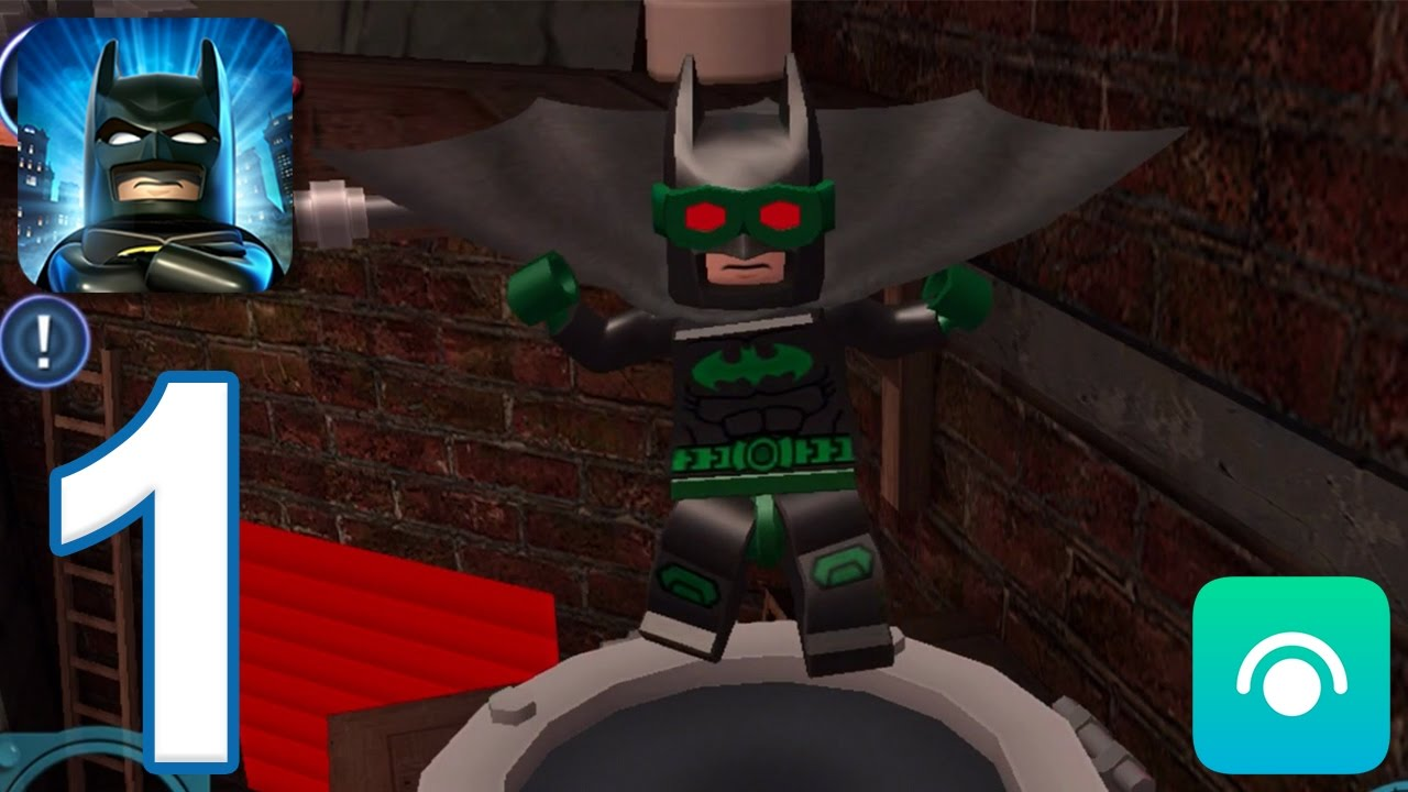 LEGO Batman: DC Super Heroes - Gameplay Walkthrough Part 1 ...