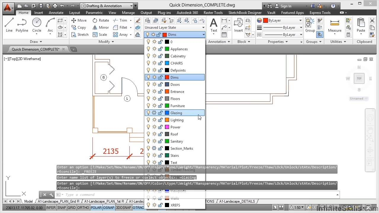 how to learn autocad quickly