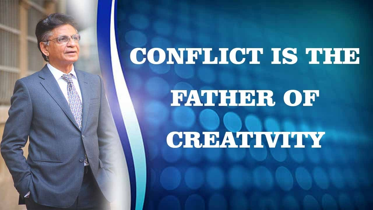 Download Conflict is the father of creativity