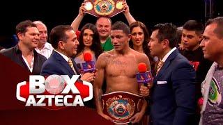 Esta noche se mide Miguel 'Alacrán'  Berchelt ante Jason Sosa por La Casa Del Boxeo