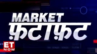 Nifty drops to 11,605 mark; Canara Bank Q2 sees growth in net profit | Market Fatafat