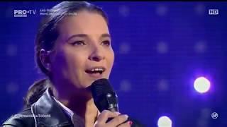 Romanii Au Talent 2019 GOLDEN BUZZER - Ana Maria Pantaze