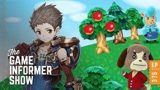 GI Show – Xenoblade 2, Animal Crossing, Platform Fighter Roundtable
