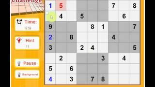 Game Sudoku Challenge