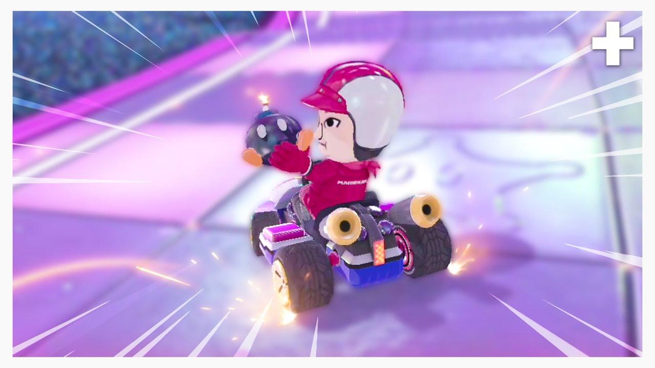 Mario Kart Funny Moments