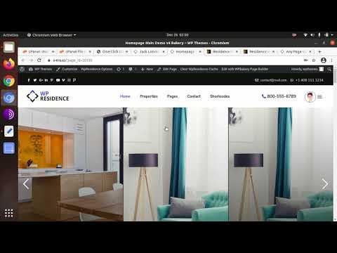 WP Residence- Real Estate WordPress Theme | Property Agents Website | Development Firm Website