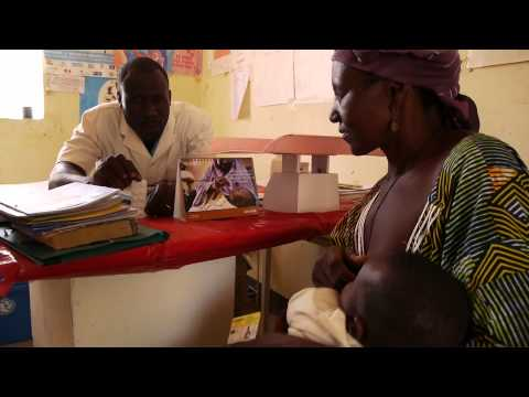 UNICEF supports village clinics to improve maternal and child health across Niger