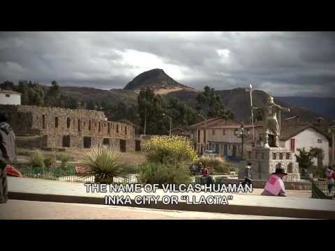 Vilcashuaman - Turismo Arquelogico
