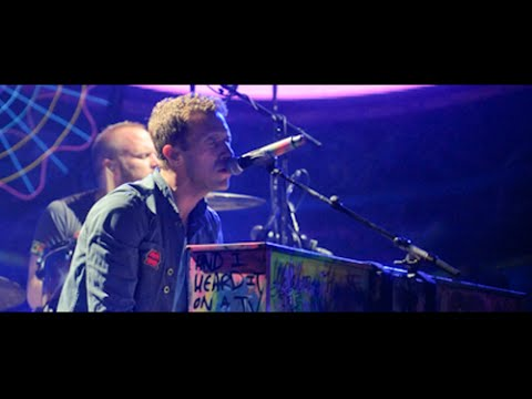 Coldplay - Fix You - Live From Poland Warsaw HD Multicam