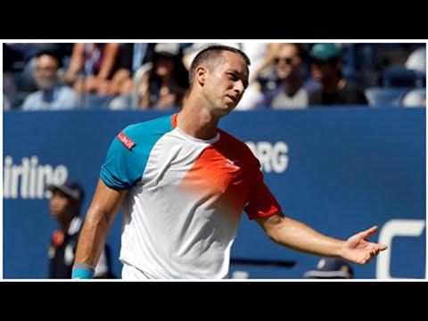 US Open: Philipp Kohlschreiber vor Achtelfinale gegen Kei Nishikori