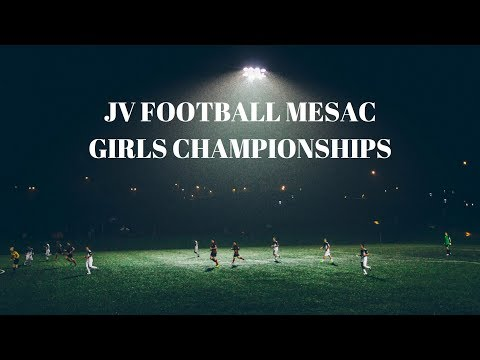 JV MESAC 2018 Girls Championship Game