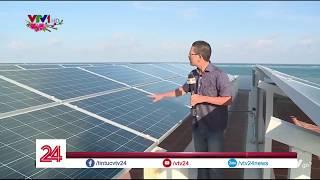 Đảo Trường Sa sáng lung linh nhờ nguồn năng lượng sạch | VTV24