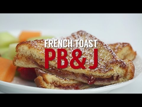How to Make French Toast PB&J | Sandwich School