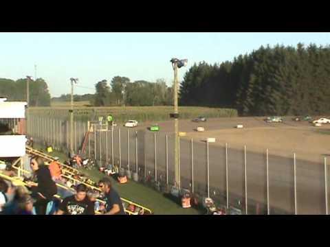 Merritt Speedway 9 3 16 Mini Stocks