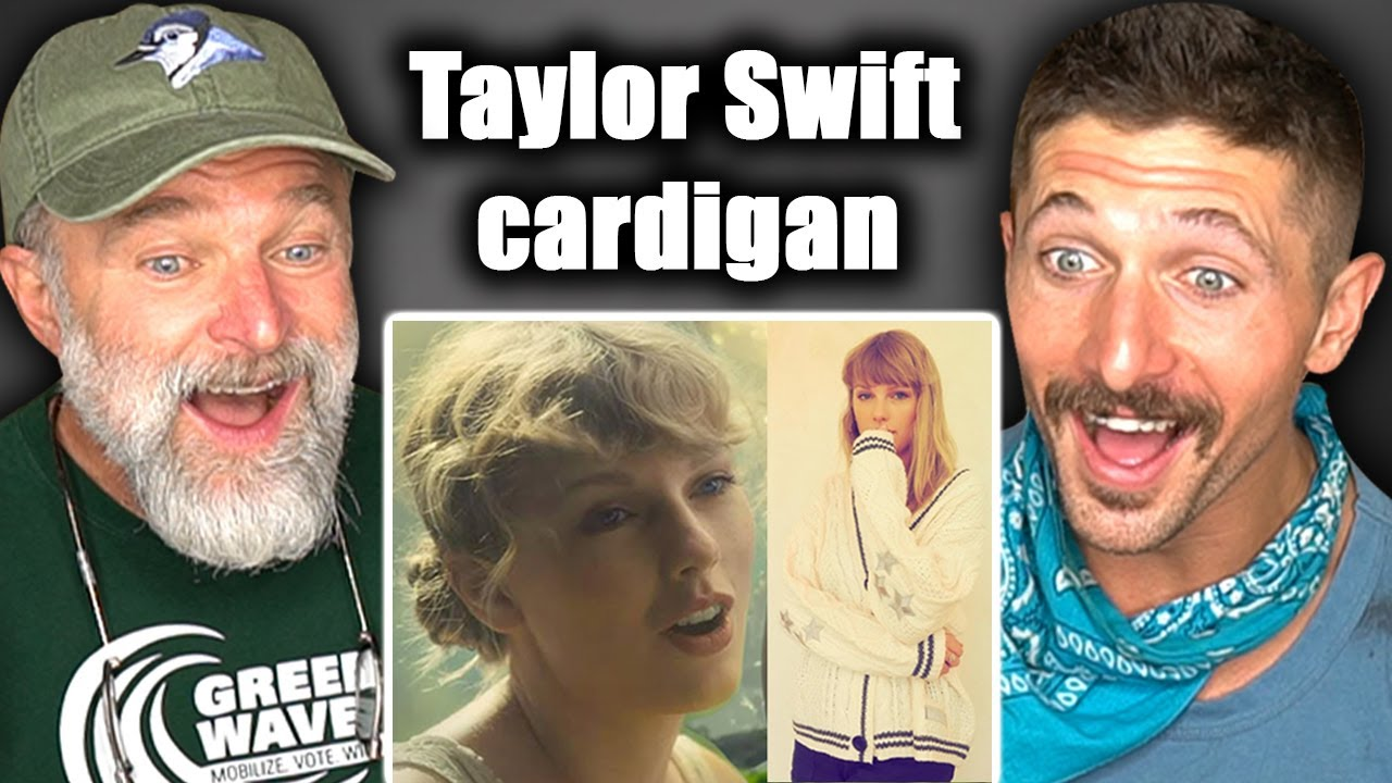 Montana Guys React To Taylor Swift - cardigan (Official Music Video)
