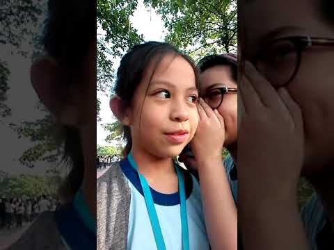 FIRST VLOG!!! - Field Trip to Quezon City Memorial Circle