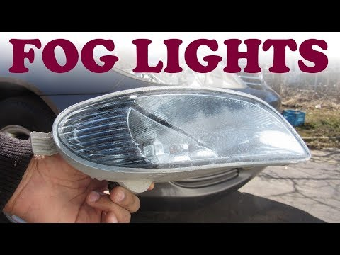 how to install fog lights youtubeFog Light Switch And Plug Toyota Nation Forum Toyota Car And Truck #18