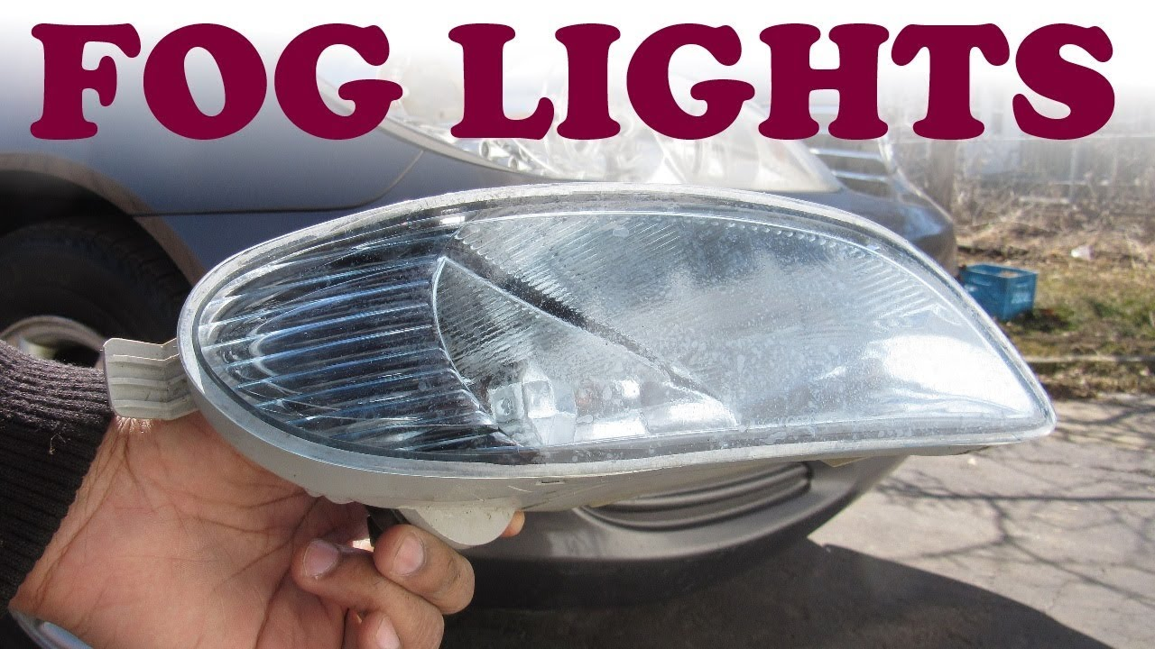 hight resolution of how to install fog lights