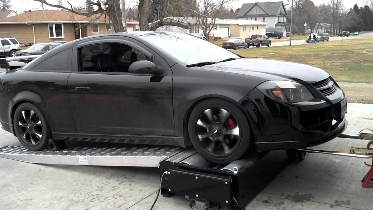 SUPRSLO - 2006 Chevy Cobalt SS Supercharged Recaro - YouTube