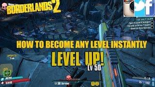 borderlands 2 instant level 50 72 glitch 2017