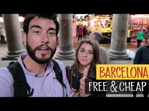 Barcelona On The Low - FREE & CHEAP Things To Do!