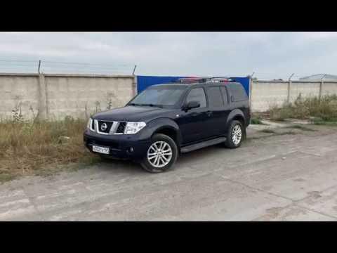 Nissan Pathfinder 2.5D (Ниссан Патфайндер) - Рождение Легенды ч.1