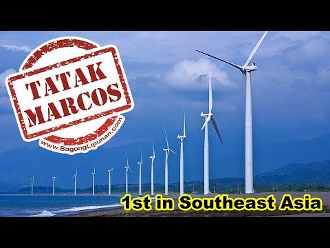 Bangui Windmills (Tatak Marcos)