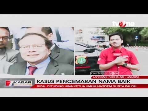 Rizal Ramli Penuhi Panggilan Polda Metro Jaya