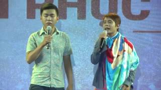 [GALA] Tự Hào Sinh Viên Văn Hiến 2016 full HD | Song tấu Thánh Chửi Minh Dự - Tuấn Dũng