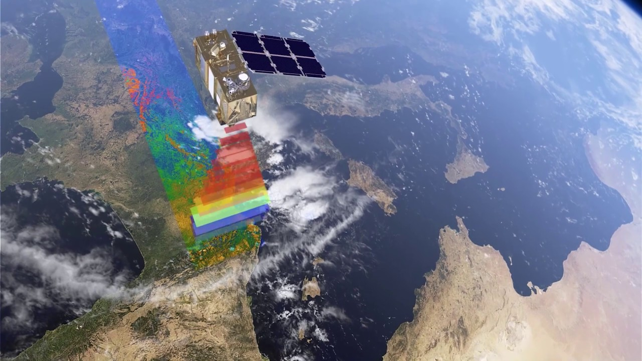 Monitoring the water regimes of wetlands from Space #Regime