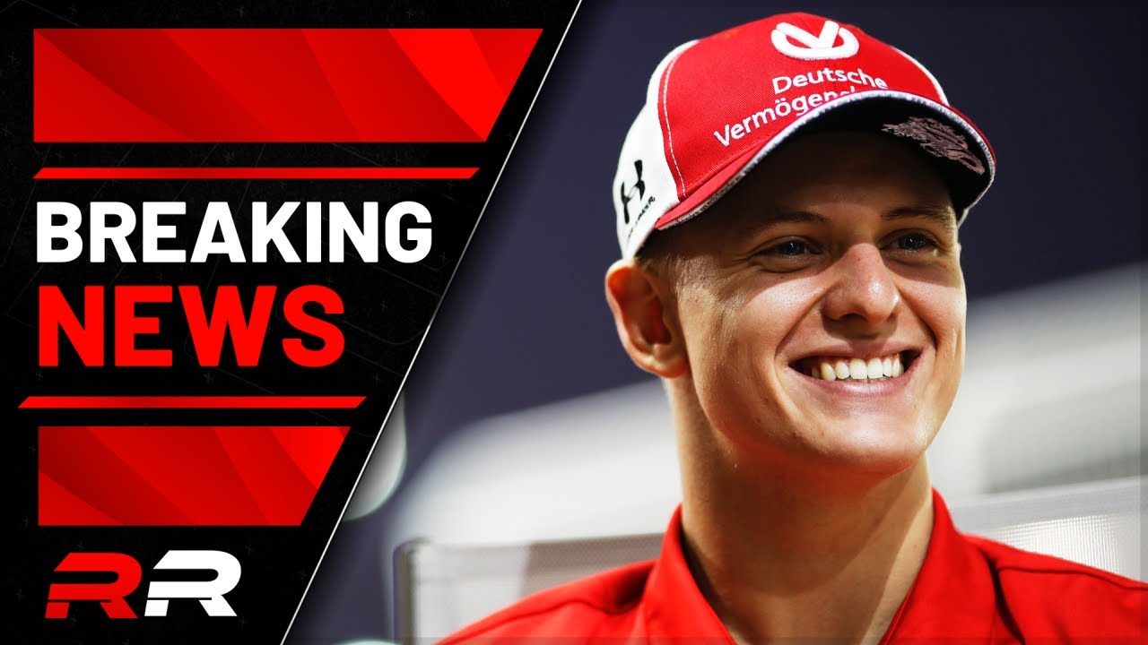Mick Schumacher Joins Haas F1 For 2021