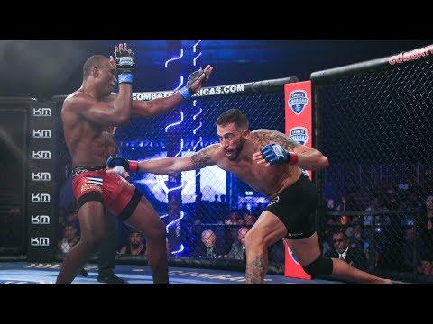 Gustavo Trujillo Vs Wesley Cantillo Full Fight (English)   MMA   Combate Clasico