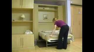 Swingaway Murphy Wall Bed