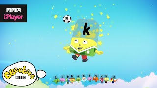 """Learn letter """"k"""" with the Alphablocks Magic Words 