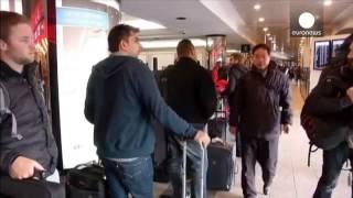 В США  закрыты аэропорты
