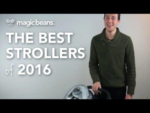 Best Popular Strollers 2016 - Nuna Mixx Cybex Priam Bugaboo Cameleon UPPAbaby Vista BabyZen Yoyo+
