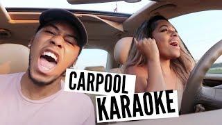 CARPOOL KARAOKE! 2000s Playlist (It gets really crazy!)