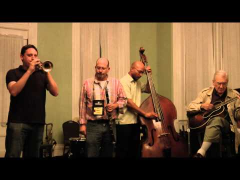 """THE WORLD IS WAITING FOR THE SUNRISE"": MARTY GROSZ at JAZZ AT CHAUTAUQUA 2012"