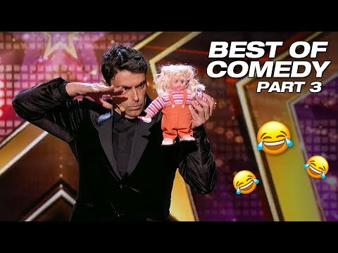 LOL With These Best Comedy Auditions - America's Got Talent 2018