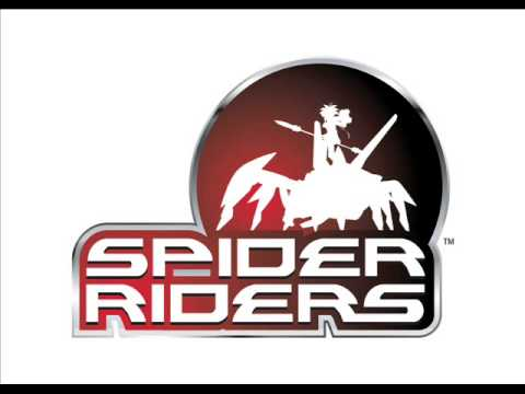 Spider Riders Opening (2004 Anime)