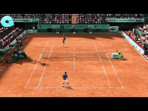 Grand chelem tennis 2-Découverte