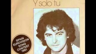Bacchelli - Y solo tu (1981) (LP)