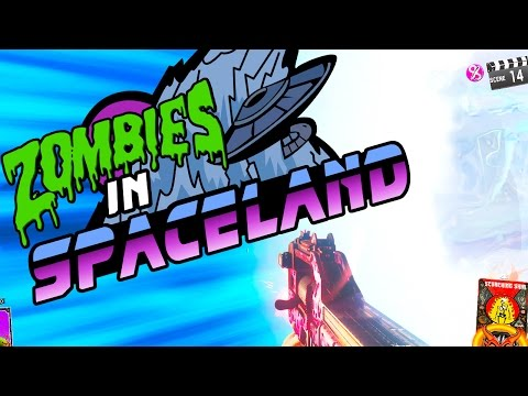 THAT GAME WAS OUT OF CONTROL! - Zombies In Spaceland