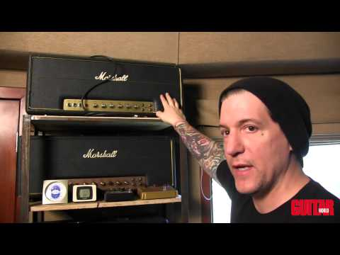 Buckcherry  - Private Studio Tour